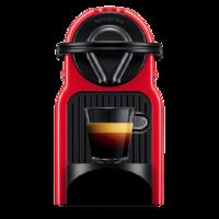 NESPRESSO 奈斯派索 Inissia C40 胶囊咖啡机 红色