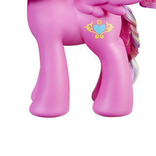 Hasbro 孩之宝 小马宝莉 C2170  8寸基础小马 音韵公主天角兽