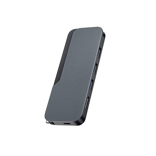 Lenovo 联想 小新USB-C 五合一多功能扩展坞 灰色