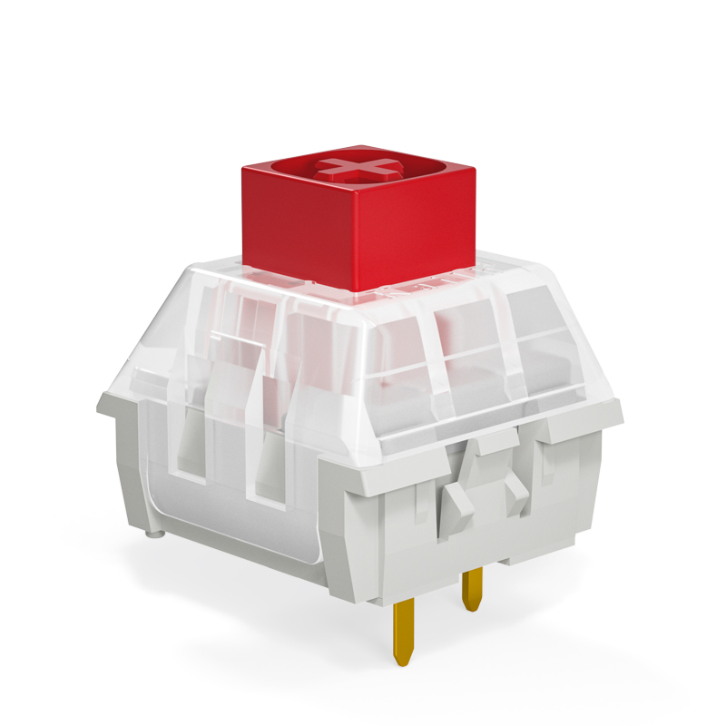 kailh BOX switch 凯华 机械键盘轴体 BOX茶轴 70个