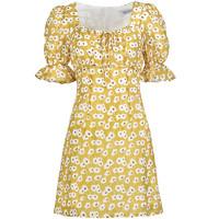 SinceThen 从那以后 DQ200114 女士复古款连衣裙