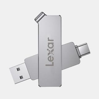 Lexar 雷克沙 D30c Type-C双接口 U盘 64GB