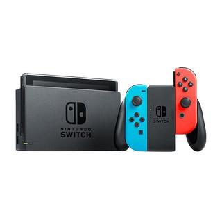 Nintendo 任天堂 switch游戏机续航增强版  日版彩色