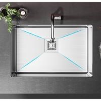 ARROW 箭牌卫浴 厨房嵌入式水槽 标配版