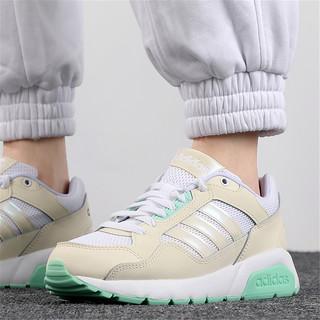 adidas 阿迪达斯 NEO女鞋2021新款RUN9TIS运动鞋减震透气跑步休闲鞋