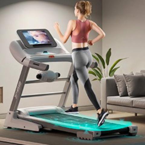 YPOO 易跑 GTS2 华为生态款静音折叠跑步机