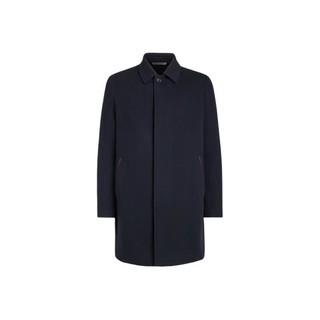 Ermenegildo Zegna 杰尼亚 衣橱系列 男士中长款风衣 U7T02-TMIL32-531