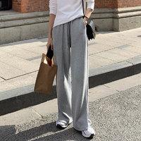 LONSDALE 2510599 女款高腰阔腿长裤