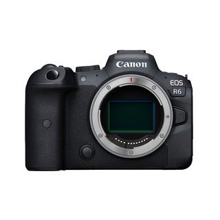 Canon 佳能 EOS R6 全画幅专业级微单数码照相机
