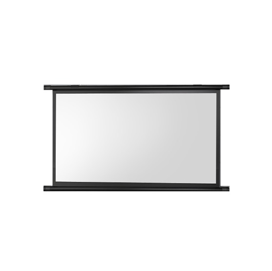 QBX 60英寸4:3手动白玻纤幕布
