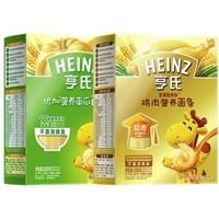Heinz 亨氏  婴幼儿营养面条  优加面条252g+智多多面条336g
