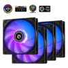 BitFenix火鸟 机箱配件 光魔ARGB显卡支架/ARGB灯条  支持ARGB 光魔ARGB风扇套装