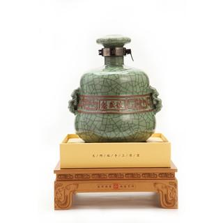 Niulanshan 牛栏山 二锅头 魁盛號 樽玺 大师级手工原浆 55%vol 清香型白酒 618ml 单瓶装