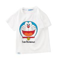Doraemon 哆啦A梦 儿童短袖T恤
