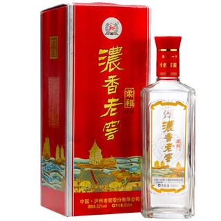 LUZHOULAOJIAO 泸州老窖 浓香老窖柔和白酒 52度高度白酒 500ml*6瓶