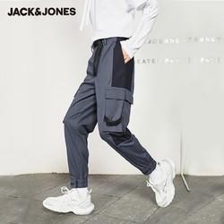 JACK&JONES 杰克琼斯 220314119 男士工装休闲裤