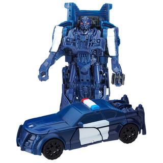 Hasbro 孩之宝 变形金刚5:最后的骑士 快速变形系列 C1313 路障