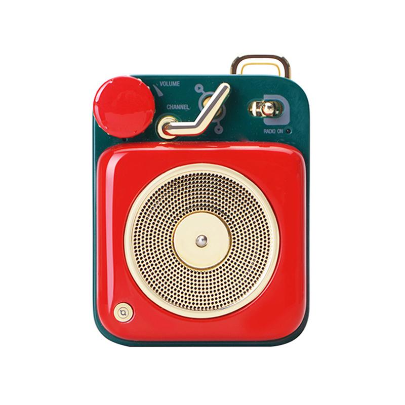 MAO KING 猫王 MW-P1 原子唱机B612 蓝牙音箱