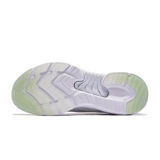 QIAODAN 乔丹 风行九代 女子跑鞋 BM22200210 白/青瓷绿 39