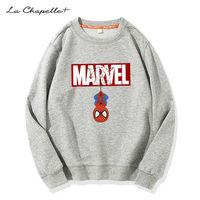 La Chapelle 拉夏贝尔 男童卡通印花卫衣
