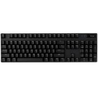 RAPOO 雷柏 V500 PRO 2.4G无线版 机械键盘 104键 青轴