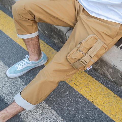Dickies 帝客 Dickies可脱卸包多口袋工装裤 男式春季休闲长裤子DK007411
