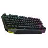 MACHENIKE 机械师 K7蓝牙双模式机械键盘 有线无线双模式游戏电竞办公键盘 笔记本电脑台式机平板手机键盘 87键-青轴-RGB背光