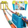 风火轮(HOT WHEELS)轨道玩具赛车赛道儿童玩具男孩生日礼物汽车模型玩具-多轨道重力挑战组合套装GLC95