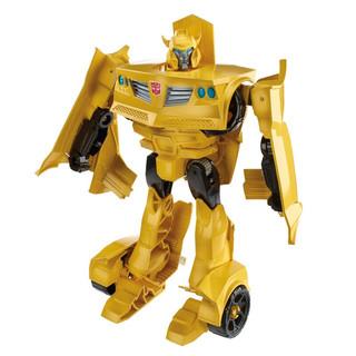 Hasbro 孩之宝 变形金刚 士兵级 B1300 大黄蜂