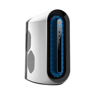 PLUS会员 : ALIENWARE 外星人 R12 水冷电竞游戏高性能台式电脑主机(11代i7 16G 512G+1T RTX3060Ti 8G三年上门)白 8665W