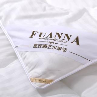 FUANNA 富安娜 家纺被子 纯棉被芯 空调被春秋被夏 1.8米床(230*229cm)
