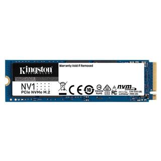 Kingston 金士顿 NV1系列 M.2 NVMe 固态硬盘 1TB