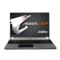 GIGABYTE 技嘉 AORUS15P WB 2020款 15.6英寸游戏本(i7-10875H、8GB、512GB、RTX 2070、240Hz)