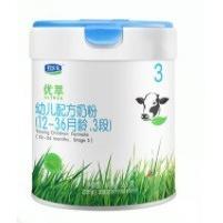 JUNLEBAO 君乐宝 优萃有机3段幼儿奶粉 565g*6罐