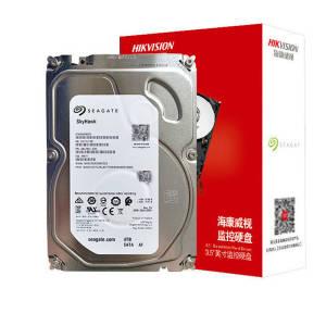 HIKVISION 海康威视 希捷酷鹰系列 监控级硬盘 4TB