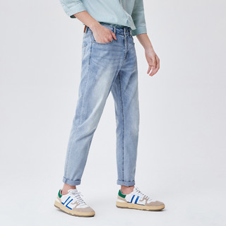 Semir 森马 11B030241059-A0810 男士牛仔裤