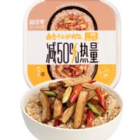 超级零 控卡饭 卤香干小炒肉饭 235g