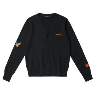 PEACEBIRD 太平鸟 BYEAA1335 男士羊毛衫