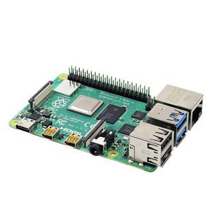 创乐博 树莓派4B入门学习传感器套件Raspberry Pi开发板python编程套件4G
