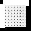 北欧原素 1001 三代大号洞洞板 白色