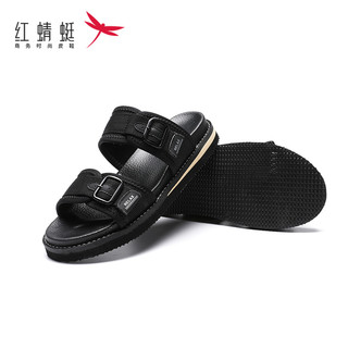 RED DRAGONFLY 红蜻蜓 STL93431a 男士凉鞋