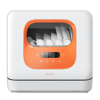 CONGMI 聪米 XWT-CP61 台式洗碗机 4套 白色