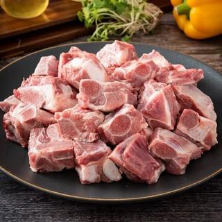 冷鲜猪肋排粒400g