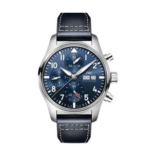IWC 万国 周年纪念飞行员系列 41毫米自动上链腕表