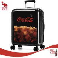 爱华仕 x 可口可乐联名 OCX6546-1 中性款旅行箱 20英寸