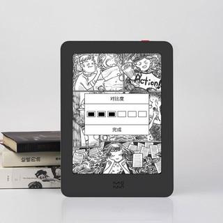 MOAN 墨案 XMDKDZS01MA 6英寸墨水屏电子书阅读器 WiFi 32GB  曜石黑