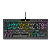 USCORSAIR 美商海盗船 K70 RGB TKL 竞技版 有线机械键盘 87键