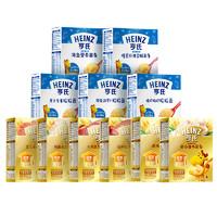 再降价:Heinz 亨氏 金装 儿童粒粒面 鸡肉味、鳕鱼西兰花味
