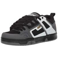 DVS Comanche 男子运动滑板鞋 DVF0000029065 灰黑白 40