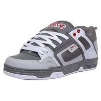 DVS Comanche 男子运动滑板鞋 DVF0000029065 灰白红 40